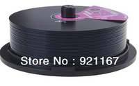 HOT- Free shipping,A++ Grade, Blank disc  UNIS Black CD-R Recordable Blank 700M,CD 48X ,25 CDs ,high quality record disk