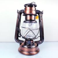 Smart vintage lantern bronze LED kerosene lamp lantern tent light camping light emergency light