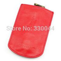 Genuine Leather muti-color Car Key Case for average size smart key 2014 ADDAN car accessories key wallet
