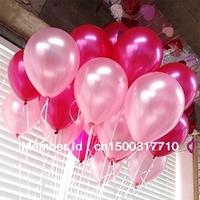 Housing marriage wedding wedding anniversary birthday balloons wholesale thickened pearl 100 balloon