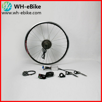 "250w-300w Ebike kit with LED monitor/ 25kph bike conversion kit/ 16""-28"" electric bike kit/ ebike hub motor/ FREE SHIPPING"