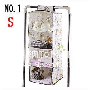 Creative multilayer hanging bag/ home furnishing closet organizer bag free shipping d146-0.71-0.37-0.3-0.39