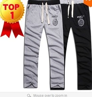 2013 hot-selling men's male sports pants casual trousers male trousers casual pants,cotton,fashion desigh