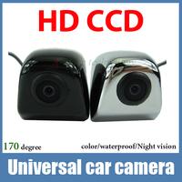 Universal CCD night vision Car reversing camera car rear view camera car backup camera fit all model like corolla camry BMW opel