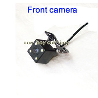 Night vision car Front camera ccd hd 170 degree camera water-proof  Parking Assistance Free shipping