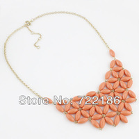 Hot Sale Fashion style Colorful beads Collar necklace