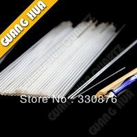 Capillary quartz tube/Precision fused silica capillary/quartz tube OD1.34mm*ID0.6mm*100mm 3pcs