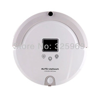 (Free To Argentina) Auto Rechargeable Robotic Vacuum With LCD Screen, UV Sterilize, Mopping, Self Charge Cleaning robot