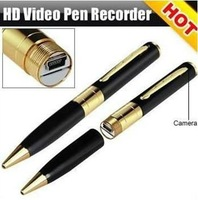 DHL Free shipping Mini USB HD Pen Recorder DVR Video Hidden Camera DV pen 1280*960@30Fps,100pcs/lot