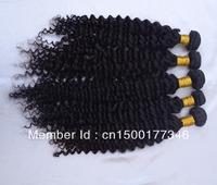 bulk hair Brazilian Curly Grade 5a  queen hair products princess hair 10pcs lot Wholesale beauty hair  Free shiping