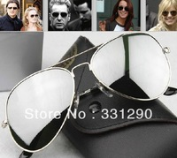 Free Shipping !!! 2013 New Lovers Mirror 3025 3026 Reflective Glasses Retro Designer Glasses ( Reflective Eyeglasses )