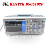 H004 Hantek DSO5102P digital storage oscilloscope 100MHz 2Channels 1GSa/s 7'' TFT LCD better than ADS1102CAL+