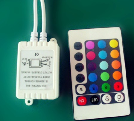 LED 4 mode changing Remote Control(China (Mainland))