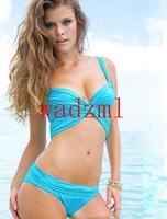 X form Victoria blue swimwear VS women bikini sexy beach swimsuit swimsuits Tankini women beachwear S M L