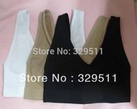 DHL  Free shipping 60 Pcswl/ot  Ahh Bra With High Quality AHH BRA 6 Size Body Shaper Push Up Breast Yoga RHONDA SHEAR ( No Box)