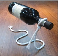 Wholesale Creative Suspended Wine Rack Wine Holder Rack Wine Bottle Holder