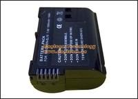 Free Shipping 7.4V 1900mAh ENEL15 EN-EL15 Battery for Nikon D600 D610 D7100 D7000 D800 D800E & 1 V1 Digital Cameras