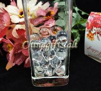 Transparent Color Optional choose 50g Crystal Soil Beads Mud Water Jelly Gel Ball Wedding Flower Decoration-SJN10
