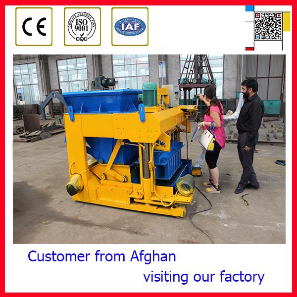WT6-30 Hot product hydraulic brick making machine price in Turkey(China (Mainland))