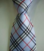 Factory On Sale! 100% Silk Stripe Tie Necktie Classic Man's Ties Necktie Men's suits tie Necktie pinstripe stripe Light brown B2