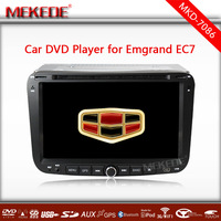 3G HOST+Hot in Russian, Special  Car Audio with GPS Navi For Geely Emgrand EC7 whit DVD,BT,ATV,ipod,GPS,Radio,3G HOST +map card