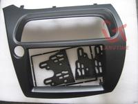 Car refitting DVD frame,DVD panel,Dash Kit,Fascia,Radio Frame,Audio frame for 2005-08 Honda Civic (L-type), 2DIN