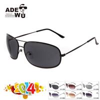 Cool Rectangle Men Sunglasses Metal Frame Sport Cycling Glasses Thin Leg oculos de sol masculino Drop Shipping