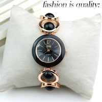 TWB035 FreeShipping,Wholesale 5pcs 15% OFF,New style beads bracelet watches,gorgeous pretty wrist watches,elegant ladies watches