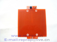 Reprap Huxley PCB heated V0.1 heating bed  3d printer