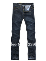 Free Shipping 2013 autumn and winter fashion jeans casual jeans man jeans famous brand Size:30-40