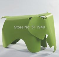 1 piece plastic kids eames elephant chair