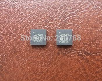 single-chip transceiver for Walkie Talkie     RDA1846       1846      RDA      QFN32