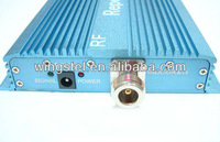 GSM mobile phone signal amplifier GSM980 cellphone repeater/booster Signal coverage :  2000