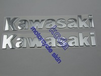 KAWASAKI FUEL TANK LE SIDE EMBLEM GENUINE OEM FOR Ninja 250 400 500 650 1000R Versus 650 z750 z1000 Zephyr ZR-7S