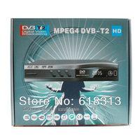 RUSSIA/EUROPE/THAILAND HD DVB-T2 terrestrial digital television receiver w/  HDMI+RCA+USB+PVR