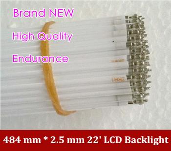 Free shipping Supper Light CCFL 484 mm * 2.5 mm 22' LCD Backlight Lamp High Quality 15pcs/lot