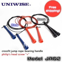 new Speed Jump rope, ball bearing handle, top quality,top selling,