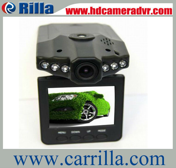 2013 Hot selling 2.5 inch 960P car black box car dvr with high speed recording ir night vision free shipping (RA-198F)(China (Mainland))