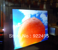 (On sale!) 1.524m*1m Transparent color rear projection film(shop window),Clear Holographic Projection screen with low cost