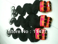 "Cheap malaysia virgin hair Body Wave, Remy Human Hair Extensions,12""14""16""18""20""22"" 26"" Mixed Length 4pcs/lot,DHL Free Shipping"