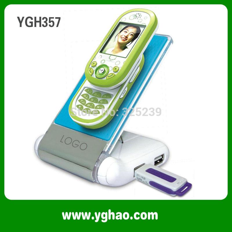Держатель для мобильных телефонов HAPTIME YGH357B USB
