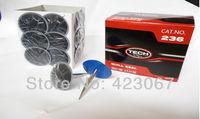 Car Tire Patches (24 / box)  Tire Repair Tool Kit  Thumbtack Plug Car styling Repair  Free shipping