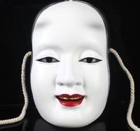 Resin Japanese Noh Buddhism Carnival Mask Halloween Party Sun kojiro mask Prajna masquerade masks