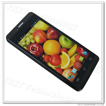 Jiayu G3T Cell Phone MTK6589T Quad core 1.5GHz Dual camera Dual sim slot Mobile phone 1280*720 Bluetooth GPS