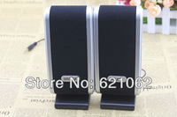 free shipping laptop Computer Speakers Mini speaker USB Portable sound box Multimedia Speaker For Laptop PC Computer