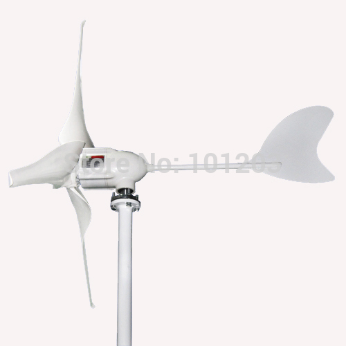 300w Wind Turbine 12V/24V with controller(China (Mainland))