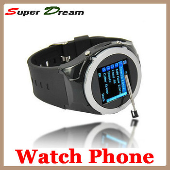 New Style 1.5 inch TFT touch screen MQ998 Unlocked Quad-bands,MP3/ FM ,WAP,GPRS,GSM Camera Wrist watch phone,mobile&cell phone.