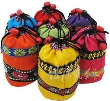 40 pcs 170g Yunnan Puer Tea, Fragrance Chinese Tea Pu'er Puerh Tea with National hand bag -Skin & health care Weight Loss Tea