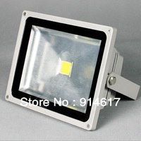 110V-220V 10W 20W 30W 50W Landscape Lighting IP65 LED Flood Light Floodlight LED street Lamp Free Shipping