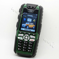 Y9 Shockproof Dustproof Waterproof Cell Phone 1.8 Inch Unlocked TV Mobile Phone Dual Sim Rusian Keyboard Freeshipping